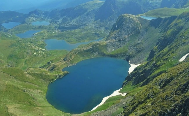 Panoramic flight over Seven Rila Lakes – our new authentic experience for you